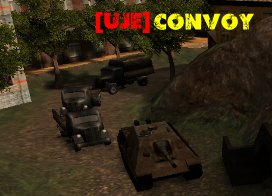 [ UJE_convoy_final running on [UJE]-SERVER ]